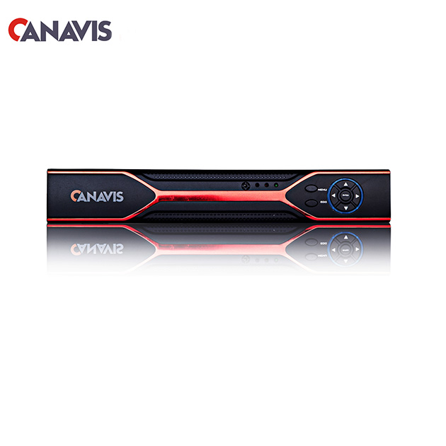 CANAVIS 8CH Network Video Recorder