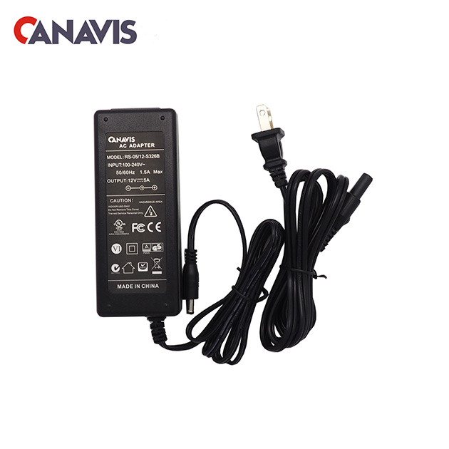 CANAVIS 5A Power Adapter